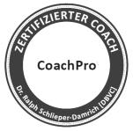 Siegel - Zertifizierter Coach